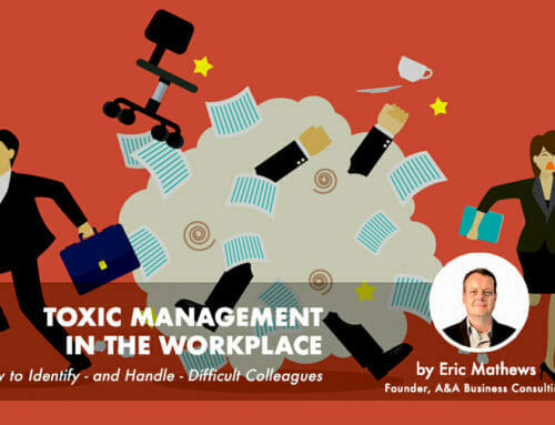 Toxic Management in the Workplace